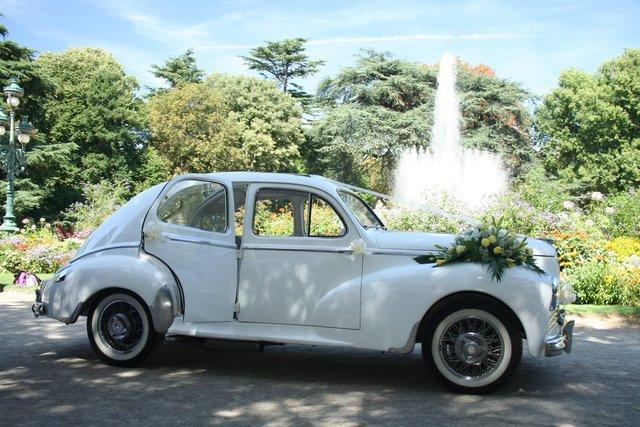 Connu location de voiture pour mariage ou évènementiel toulouse UD66